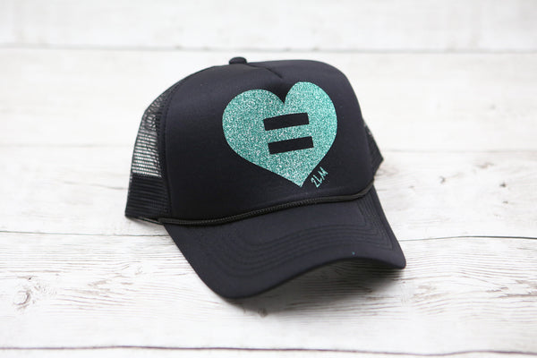 Kids Equality yo (Heart) Hat