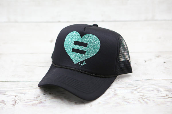 Equality yo (Heart) Hat