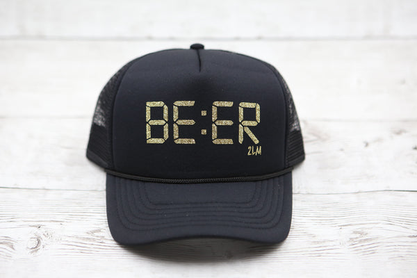 BE:ER Time Hat