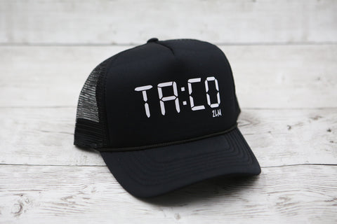 Taco Time Hat