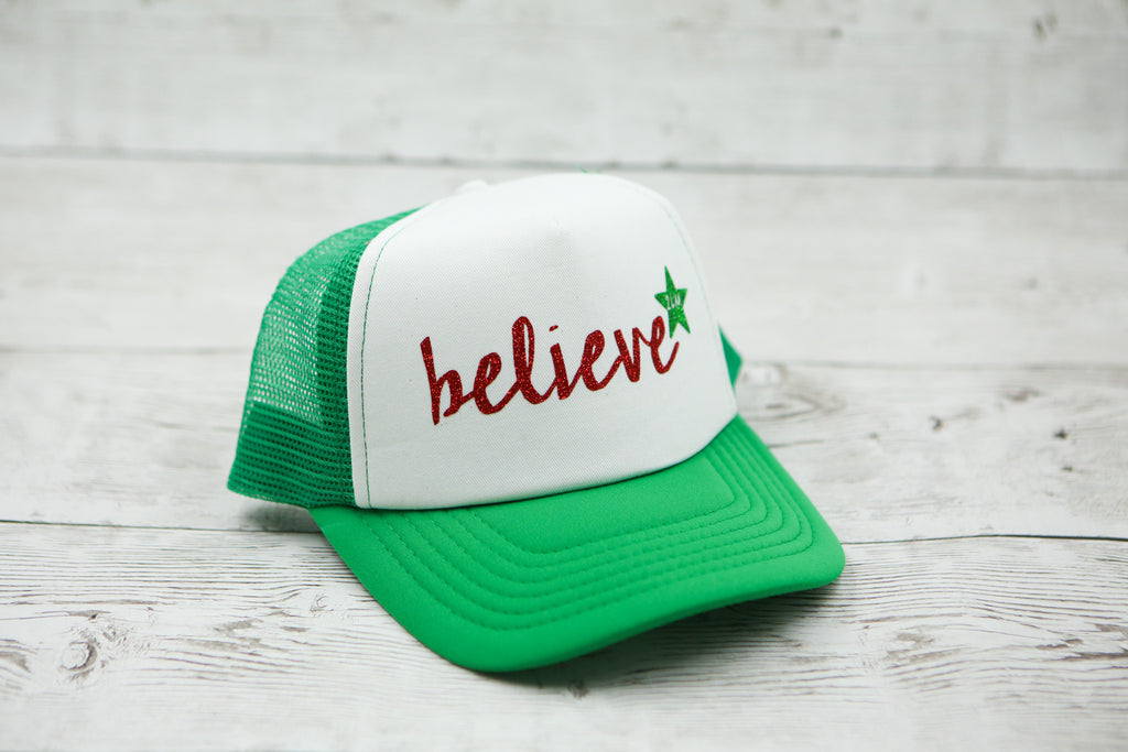 Believe Hat