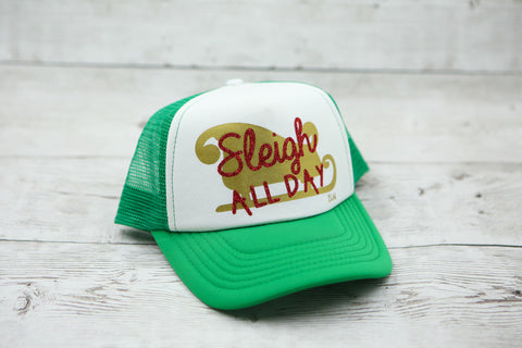 Sleigh All Day Hat