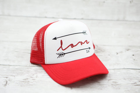Love and Arrows Hat