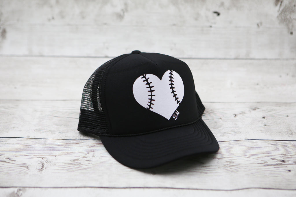 Baseball Love Hat