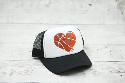 Basketball Love Hat