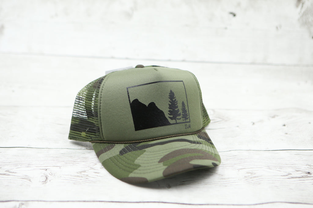Mountain View Hat