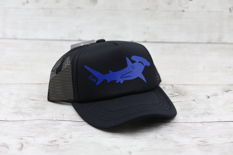 YOUTH Hammerhead Shark Hat