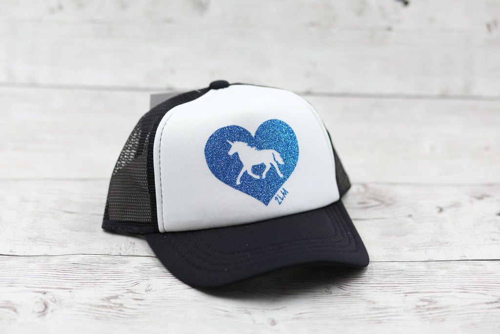 YOUTH Unicorn Heart Hat