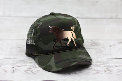 Unicorn Hat- Mid Profile