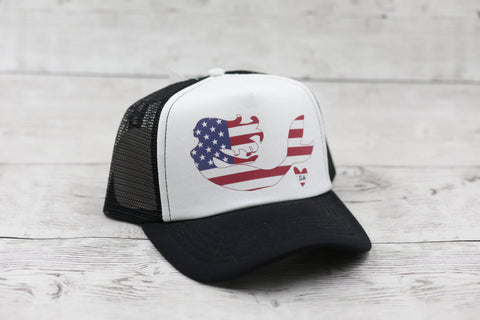 USA Mermaid Hat