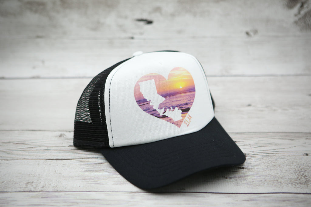 California Love Sunset Hat