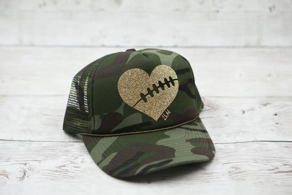 Football Love Hat