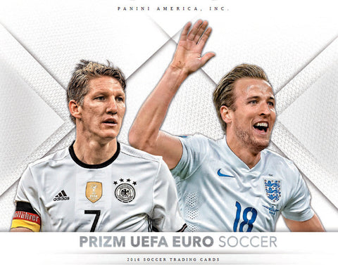 2016 Prizm UEFA Euro Soccer 2 FULL CASES(24 BOXES) Pick Your Country Break #10