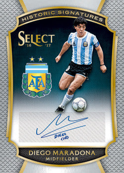 2016 Select Soccer Pick Your Team #6 Full Case
