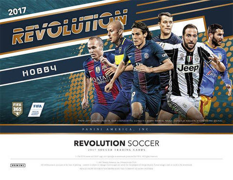 Revolution Soccer Hobby Box
