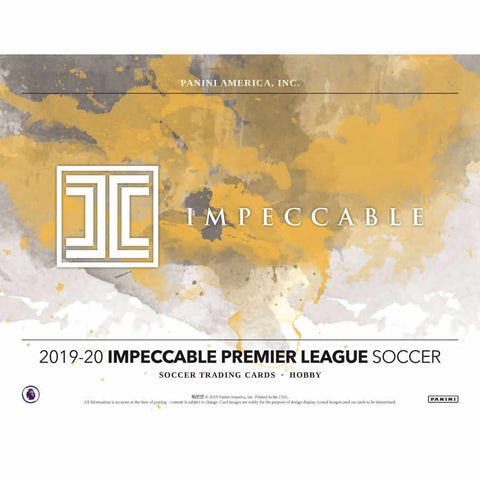 Impeccable Soccer Hobby Box