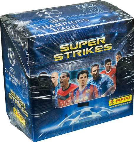 2009-10 Panini Super Strikes Pack
