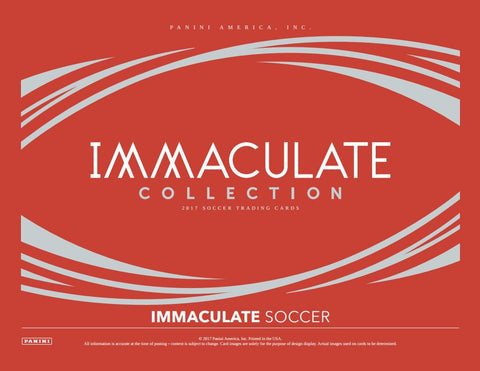 Immaculate Soccer PYT #17 (Club and Country) Case Break