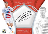 2019 IMMACULATE SOCCER HALF CASE(3 BOX) SERIAL NUMBER BREAK #2