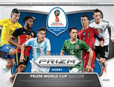 2018 Panini World Cup Prizm Hobby Box