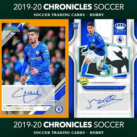 Chronicles Soccer Random Team Case(12 Box) Break #1