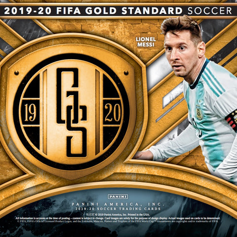Gold Standard Soccer 12 Box Case Random Player Break