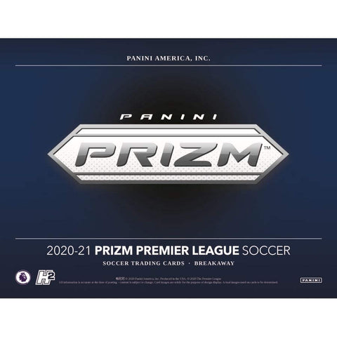 2020 Premier League Prizm Breakaway Box sealed and SHIPPED FREE TO USA