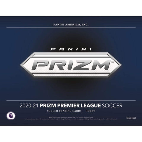 2020 Premier League Prizm Hobby 1 Box Random Packs #1