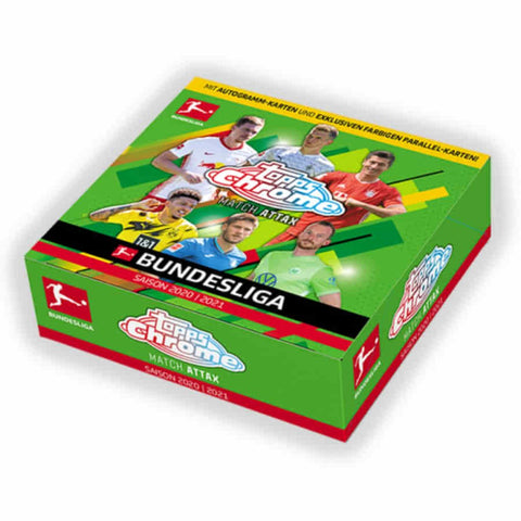 20/21 Match Attax Chrome Bundesliga Pack