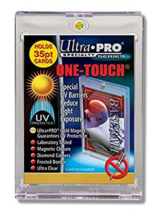 MAGNETIC/ONE TOUCH 35 POINT UV CARD HOLDER