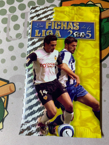 2005 Fichas Mundicromo Sport Pack (Messi and Ramos RC)