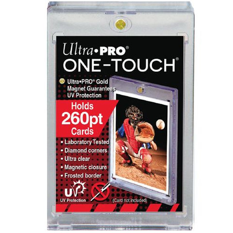 MAGNETIC/ONE TOUCH 260 POINT UV CARD HOLDER