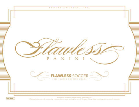 2016 Flawless Soccer Box/Briefcase