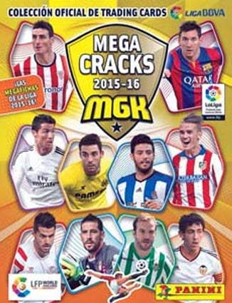 2015-16 Mega Cracks Hobby Pack