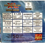 2011-12 Adrenalyn XL Champions League Pack