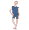 Kickee Pants Solid Sport Tank - Seagrass