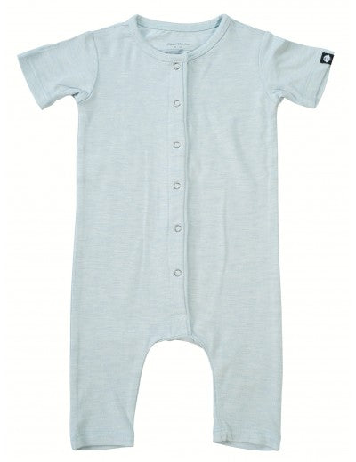 Sweet Bamboo Blue Heather Shortie