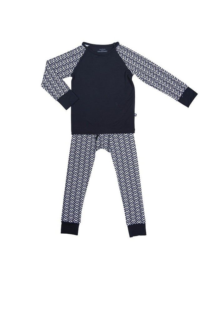 Sweet Bamboo Stacking V Pajama Set