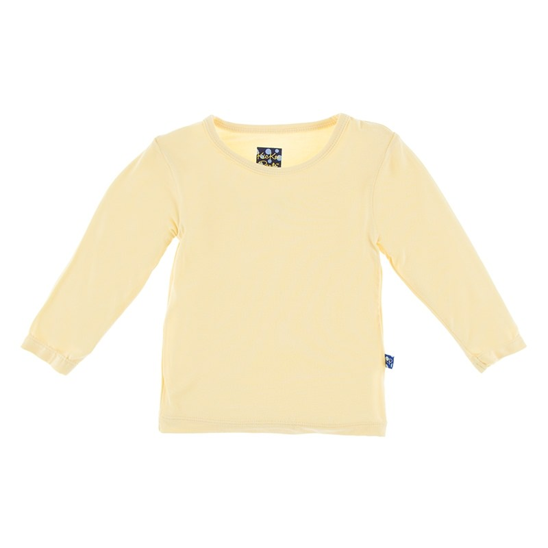 Wallaby Solid Long Sleeve Tee