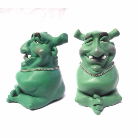 Seymour OOAK polymer clay sculpture - Fiendish Thingies