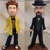 Breaking Bad OOAK polymer clay sculptures - Fiendish Thingies - 1
