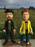 Breaking Bad OOAK polymer clay sculptures - Fiendish Thingies - 2