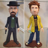 Breaking Bad OOAK polymer clay sculptures