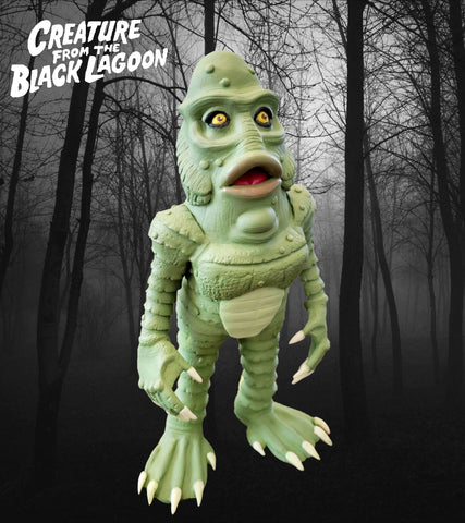 The Creature From the Black Lagoon OOAK polymer clay sculpture