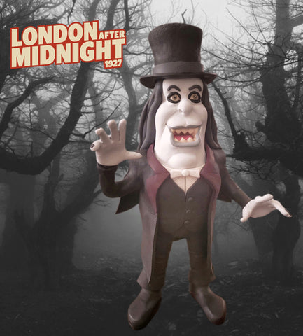London After Midnight OOAK polymer clay sculpture