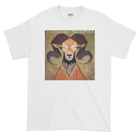 RAM Short-Sleeve T-Shirt Men's Style