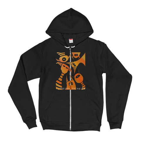 Scary Monsters and Super Creeps Pt. II Hoodie sweater
