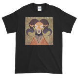 RAM Short-Sleeve T-Shirt w/ logo Men's Style