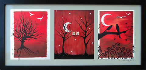 Red Trio Collection - Fiendish Thingies - 1