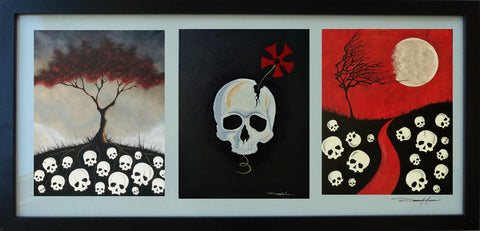 Skull Trio Collection - Fiendish Thingies - 1